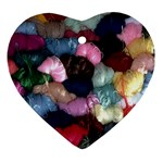 YARN Ornament (Heart)