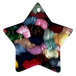 YARN Ornament (Star)