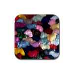 YARN Rubber Square Coaster (4 pack)