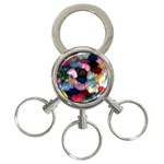 YARN 3-Ring Key Chain