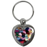 YARN Key Chain (Heart)