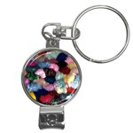 YARN Nail Clippers Key Chain