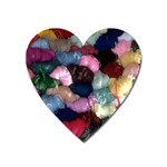 YARN Magnet (Heart)