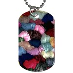 YARN Dog Tag (One Side)