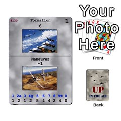Up In The Air Extra By Lour   Playing Cards 54 Designs   Yorzkzj0q91z   Www Artscow Com Front - Spade2