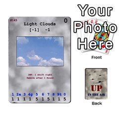 Up In The Air Extra By Lour   Playing Cards 54 Designs   Yorzkzj0q91z   Www Artscow Com Front - Heart2