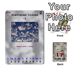 Up In The Air Extra By Lour   Playing Cards 54 Designs   Yorzkzj0q91z   Www Artscow Com Front - Heart4