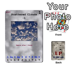 Up In The Air Extra By Lour   Playing Cards 54 Designs   Yorzkzj0q91z   Www Artscow Com Front - Diamond6