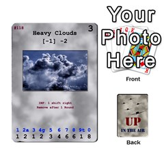 Up In The Air Extra By Lour   Playing Cards 54 Designs   Yorzkzj0q91z   Www Artscow Com Front - Diamond10