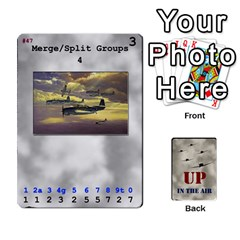 Up In The Air Extra By Lour   Playing Cards 54 Designs   Yorzkzj0q91z   Www Artscow Com Front - Club4