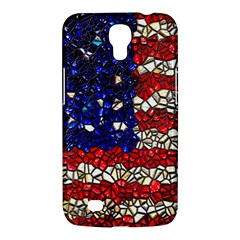 American Flag Mosaic Samsung Galaxy Mega 6 3  I9200 Hardshell Case by bloomingvinedesign