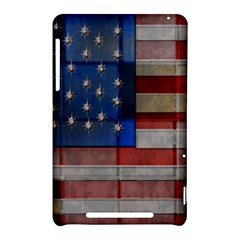 American Flag Quilt Google Nexus 7 (2012) Hardshell Case by bloomingvinedesign