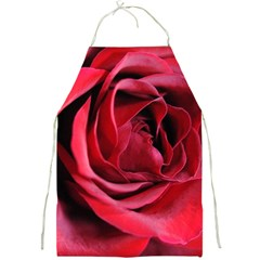An Open Rose Apron by bloomingvinedesign