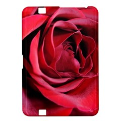 An Open Rose Kindle Fire Hd 8 9  Hardshell Case by bloomingvinedesign