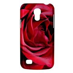 An Open Rose Samsung Galaxy S4 Mini (gt I9190) Hardshell Case  by bloomingvinedesign