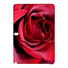 An Open Rose Samsung Galaxy Tab Pro 10.1 Hardshell Case by bloomingvinedesign