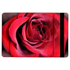 An Open Rose Apple Ipad Air 2 Flip Case by bloomingvinedesign