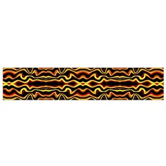 Tribal Art Abstract Pattern  Flano Scarf (small) by dflcprintsclothing