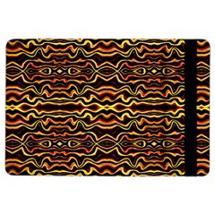 Tribal Art Abstract Pattern Apple Ipad Air 2 Flip Case
