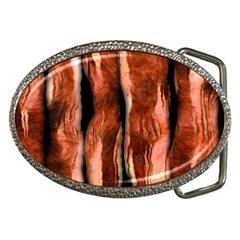 Bacon Belt Buckle (oval)
