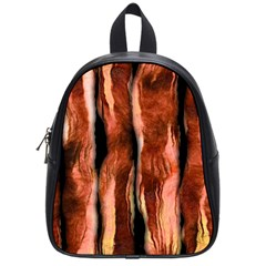 Bacon School Bag (small) by bloomingvinedesign