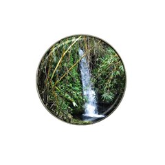 Bamboo Waterfall Golf Ball Marker (for Hat Clip) by bloomingvinedesign