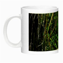Bamboo Waterfall Glow In The Dark Mug by bloomingvinedesign