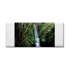 Bamboo Waterfall Hand Towel by bloomingvinedesign
