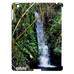 Bamboo Waterfall Apple Ipad 3/4 Hardshell Case (compatible With Smart Cover) by bloomingvinedesign
