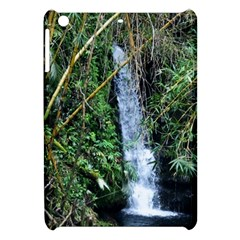 Bamboo Waterfall Apple Ipad Mini Hardshell Case by bloomingvinedesign
