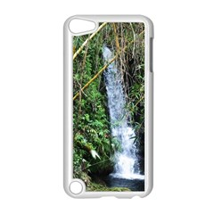 Bamboo Waterfall Apple Ipod Touch 5 Case (white) by bloomingvinedesign