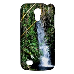 Bamboo Waterfall Samsung Galaxy S4 Mini (gt I9190) Hardshell Case  by bloomingvinedesign