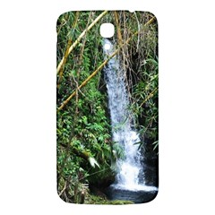 Bamboo Waterfall Samsung Galaxy Mega I9200 Hardshell Back Case by bloomingvinedesign