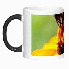 Bee on a Flower Morph Mug by bloomingvinedesign