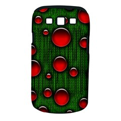 Geek Binary Digital Christmas Samsung Galaxy S Iii Classic Hardshell Case (pc+silicone) by bloomingvinedesign