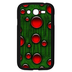 Geek Binary Digital Christmas Samsung Galaxy Grand Duos I9082 Case (black) by bloomingvinedesign