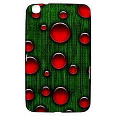 Geek Binary Digital Christmas Samsung Galaxy Tab 3 (8 ) T3100 Hardshell Case  by bloomingvinedesign