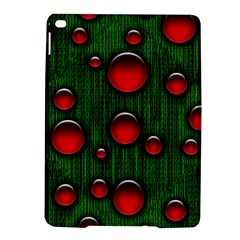 Geek Binary Digital Christmas Apple Ipad Air 2 Hardshell Case by bloomingvinedesign