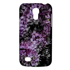 Lilacs Fade To Black And White Samsung Galaxy S4 Mini (gt I9190) Hardshell Case  by bloomingvinedesign