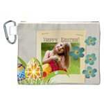 easter - Canvas Cosmetic Bag (XXL)