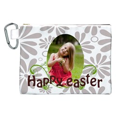 Easter By Easter   Canvas Cosmetic Bag (xxl)   Jld5upx3b4t3   Www Artscow Com Front