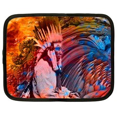 Astral Dreamtime Netbook Sleeve (xl)