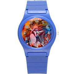 Astral Dreamtime Plastic Sport Watch (small) by icarusismartdesigns
