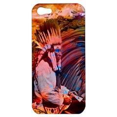 Astral Dreamtime Apple Iphone 5 Hardshell Case by icarusismartdesigns