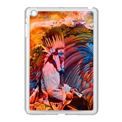 Astral Dreamtime Apple Ipad Mini Case (white) by icarusismartdesigns