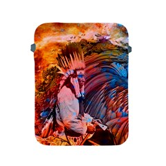 Astral Dreamtime Apple Ipad Protective Sleeve by icarusismartdesigns