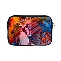Astral Dreamtime Apple Ipad Mini Zippered Sleeve by icarusismartdesigns