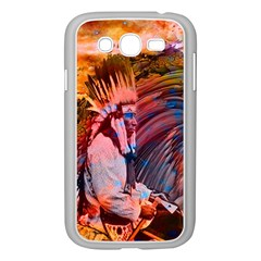 Astral Dreamtime Samsung Galaxy Grand Duos I9082 Case (white) by icarusismartdesigns
