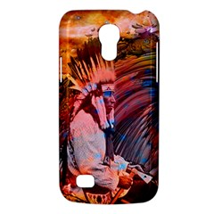 Astral Dreamtime Samsung Galaxy S4 Mini (gt I9190) Hardshell Case  by icarusismartdesigns