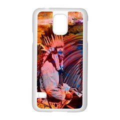 Astral Dreamtime Samsung Galaxy S5 Case (white)